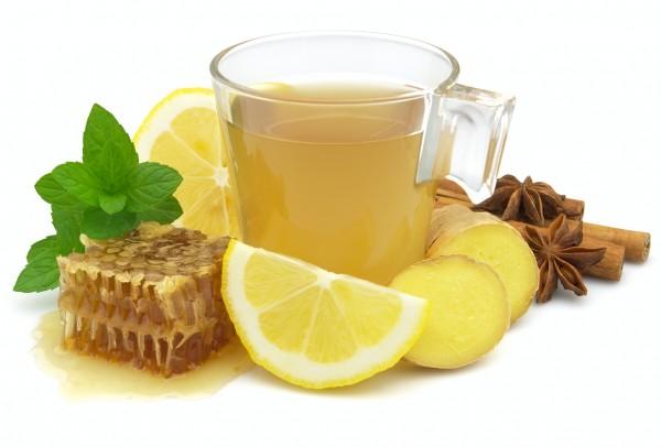 Рецепт                  Летний медовый напиток