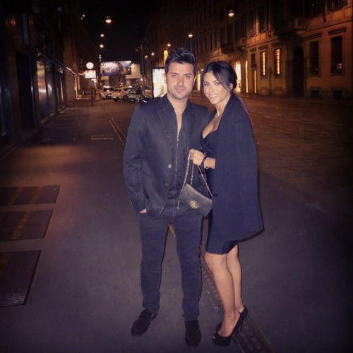 Ани Лорак с мужем Муратом