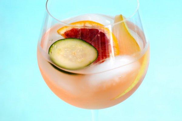 Рецепт                  Сангрия из белого вина