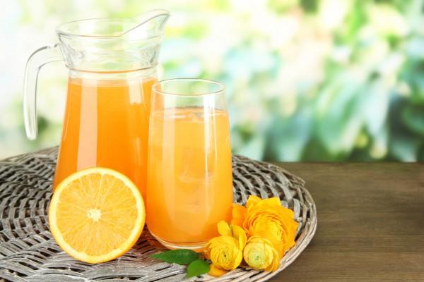 Рецепт                  Апельсиновый квас