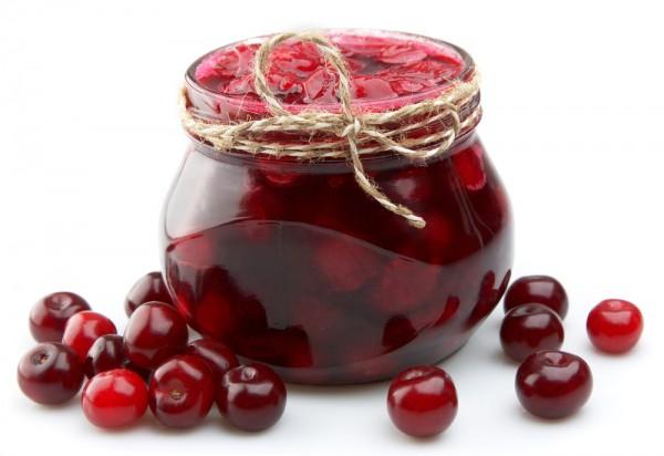 Рецепт                  Варенье из черешни
