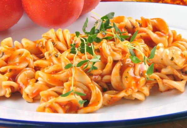 Рецепт                  Томатный соус к макаронам