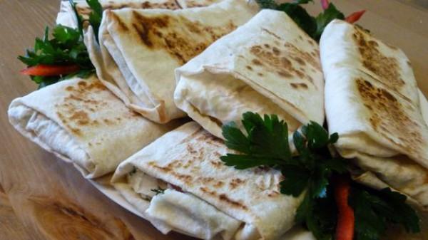 Вегетарианская шаурма: Простой рецепт диетической закуски