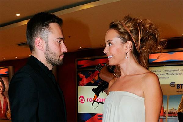 Жанна Фриске вместе с мужем Дмитрием Шепелевым