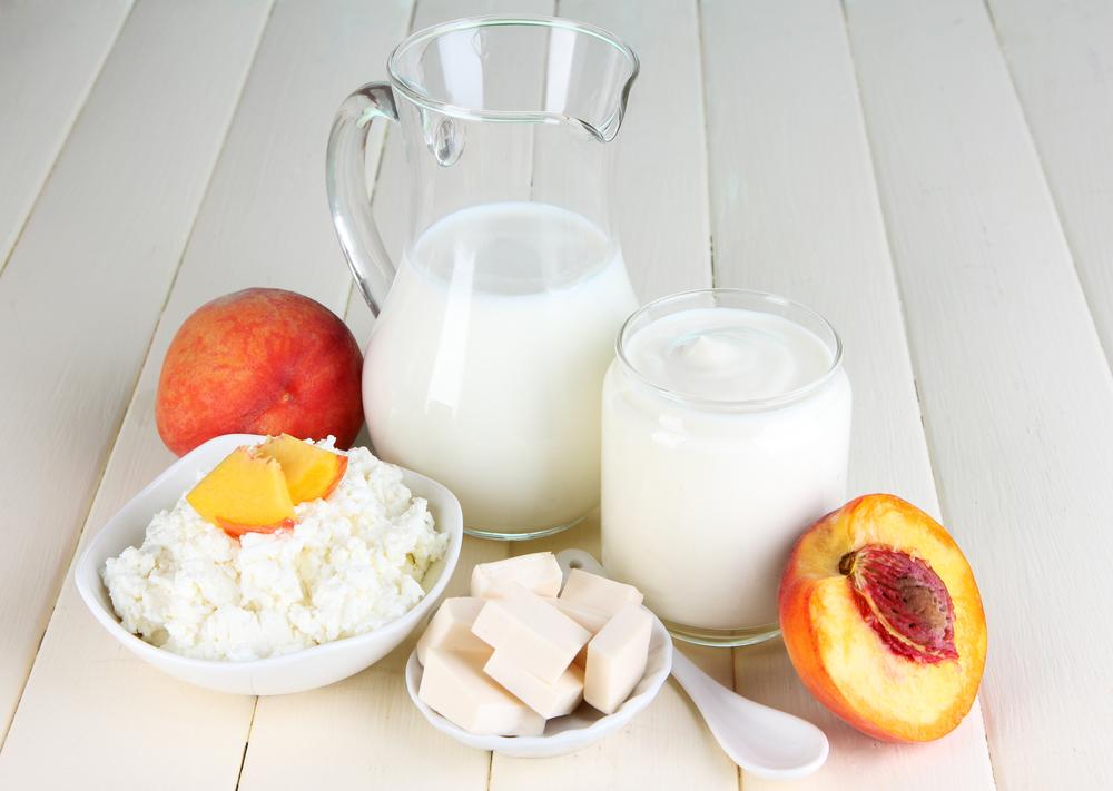 Диета яйца и молоко