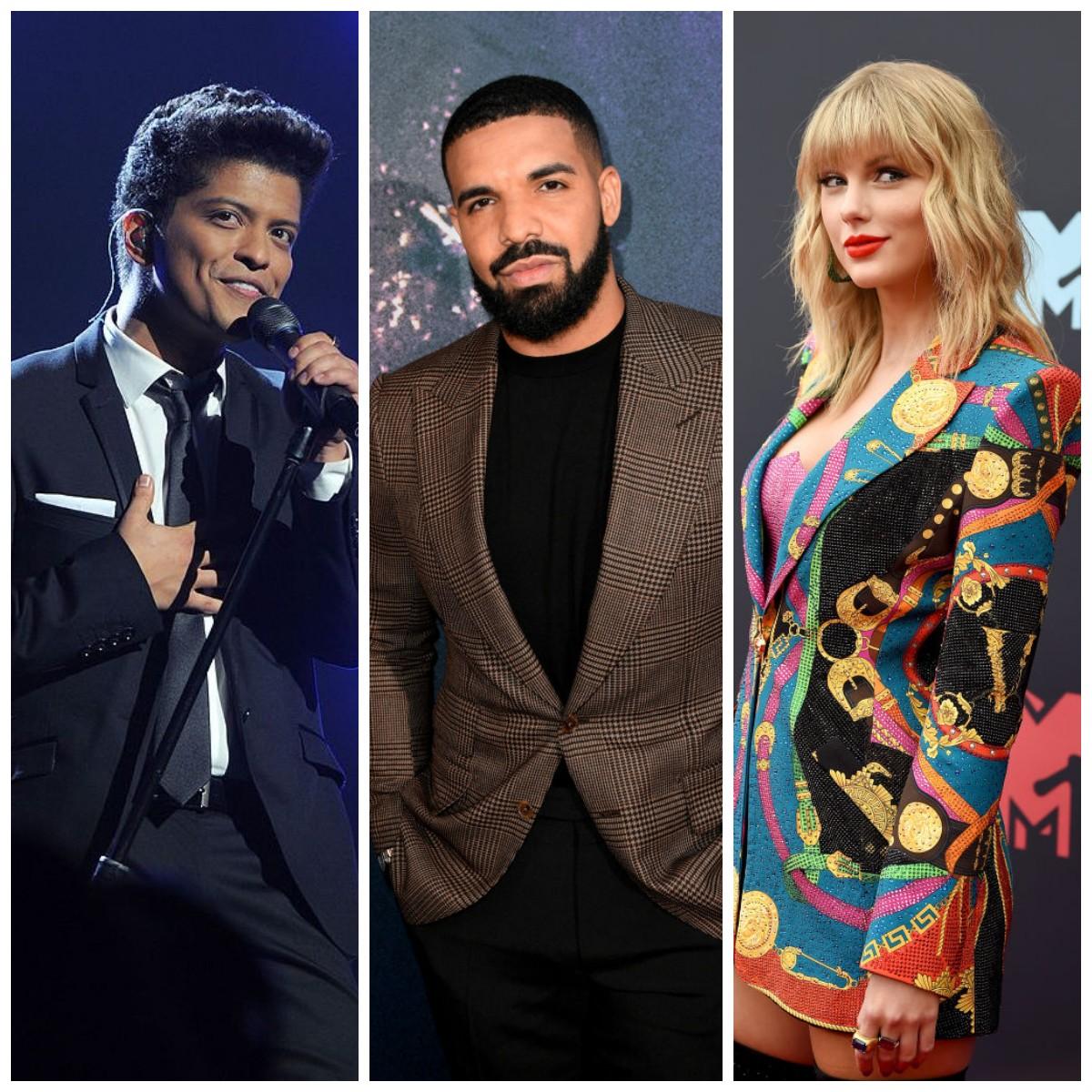 Лучшие артисты десятилетия: кто вошел в топ-10 по версии Billboard