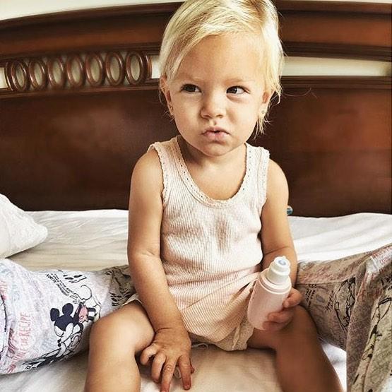 Дочь Тимати Алиса