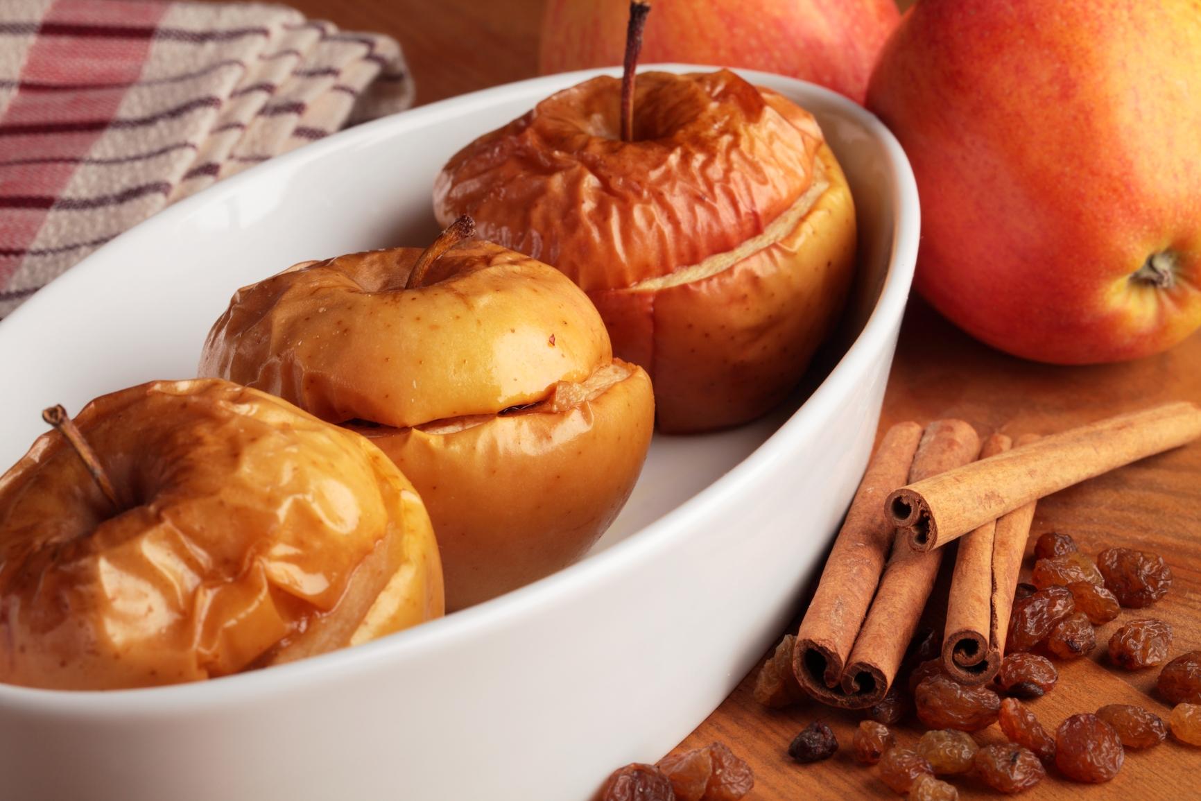 Печеные Яблоки Для Диеты 5. Печеные яблоки: низкокалорийный и очень полезный десерт