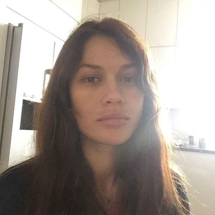ольга рапунцель без макияжа фото инстаграм