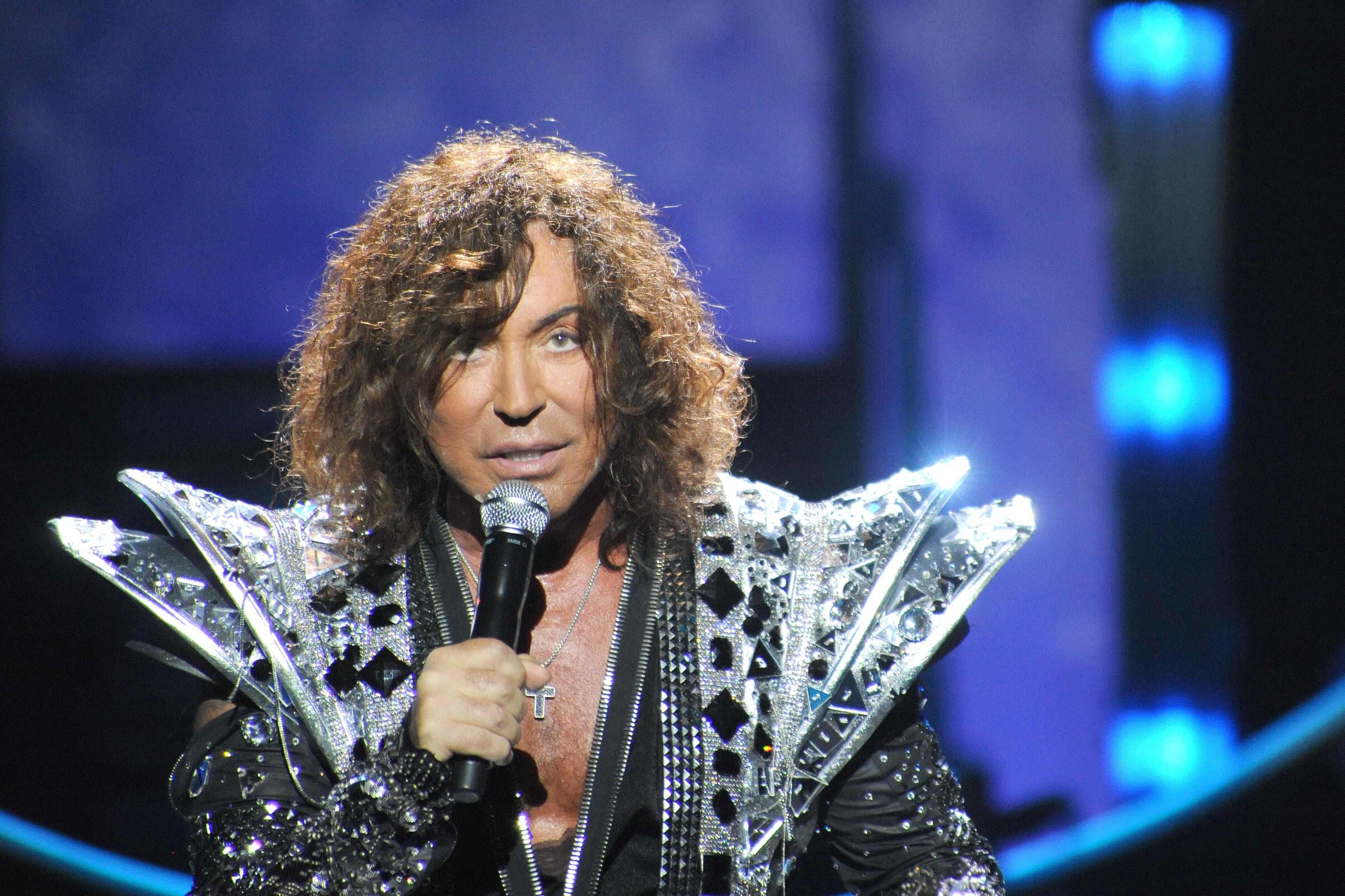 Леонтьев отменяет свои концерты из-за болезни
