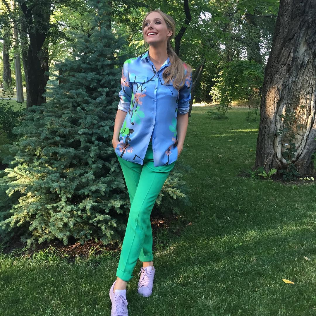 Катя Осадчая призналась, что у нее есть возлюбленный