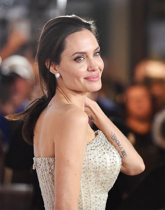 Анджелина Джоли празднует 46-летие