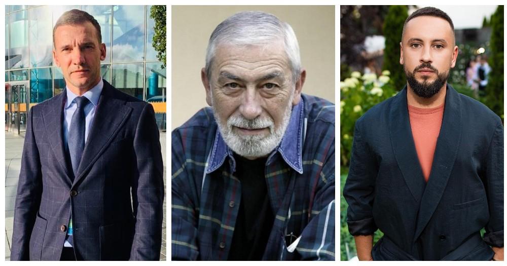 Знаменитости, которые получили государственные награды по случаю Дня Независимости Украины
