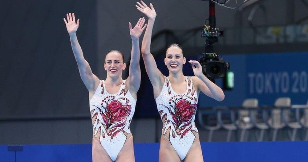 Историческая медаль: Федина и Савчук завоевали «бронзу» на Олимпийских играх в Токио