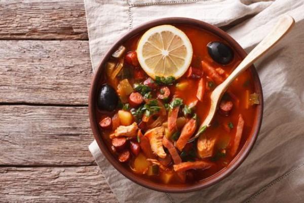 Как приготовить сборную солянку: пошаговый рецепт