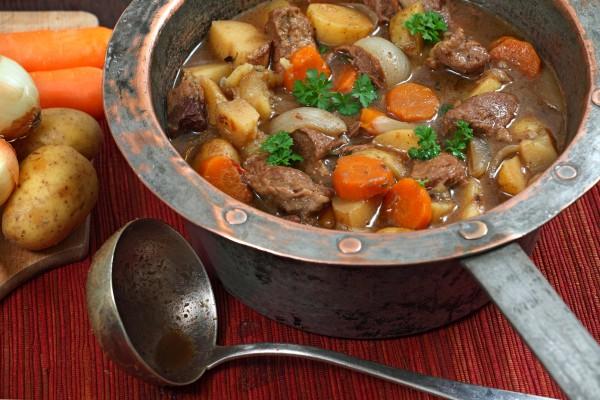 Рецепт                  Ирландское мясное рагу