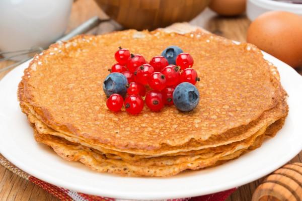 Рецепт                  Масленица 2015: Рецепт блинов на кефире