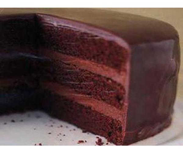 просеять смешать рецепт торта поцелуй негра с фото зависит того