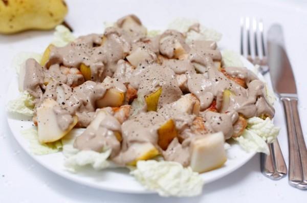 Рецепт                  Рецепты на 8 марта: Куриный салат по-ямайски