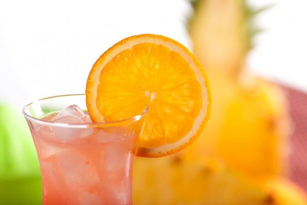 Рецепт                  Апельсиновый коктейль с текилой