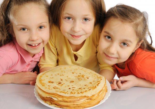 Рецепт                  Угощаем ребенка блинами: идеи для начинки