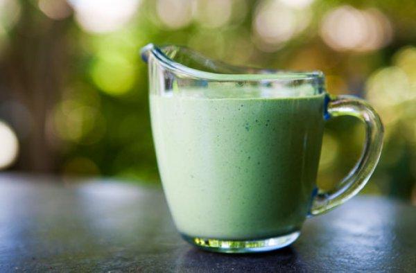 Рецепт                  Зеленая заправка для летних салатов