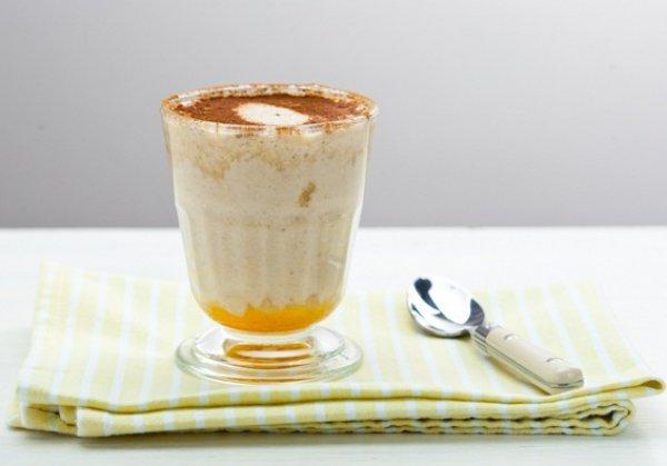 Рецепт                  Диетический завтрак: Йогуртово-банановый смузи