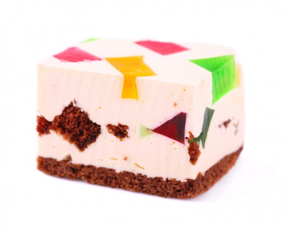 Рецепт                  Желейный торт к 8 марта