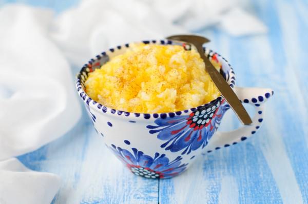 Рецепт                  Пшенная каша с тыквой и медом