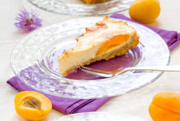Рецепт                  Абрикосовый торт со сливочным сыром