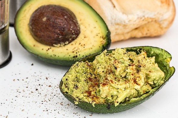 Рецепт                  Салат из авокадо с тунцом
