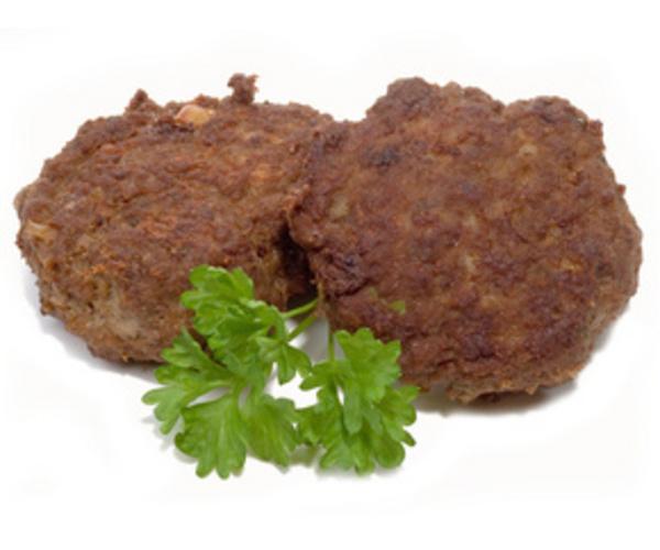 Рецепт                  Котлеты говяжьи с печенью