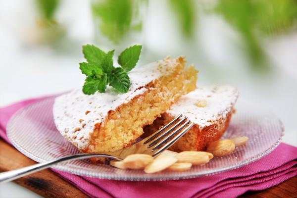 Рецепт                  Лимонный пирог без муки