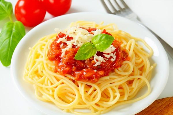 Рецепт                  Спагетти болоньезе от Джейми Оливера