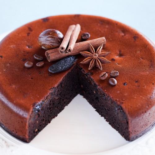 Рецепт                  Торт в мультиварке с шоколадом и черносливом