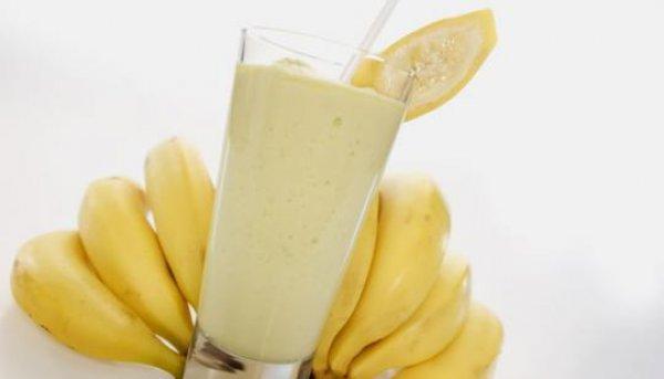 Рецепт                  Банановый смузи