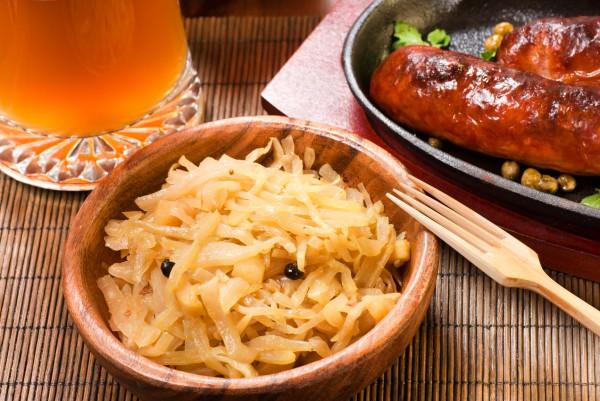 Рецепт                  Октоберфест 2014: Немецкий салат из капусты