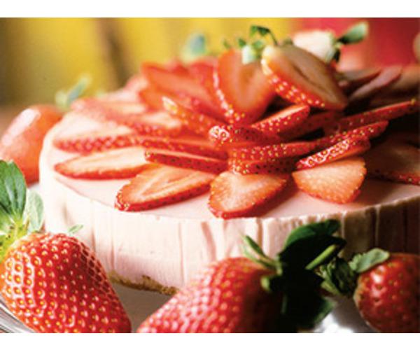 Рецепт                  Клубничный торт