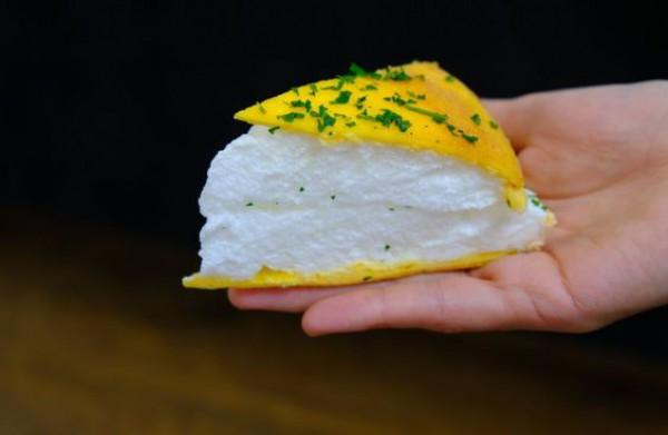 Воздушный омлет из яиц Пуляр рецепт с фото пошагово