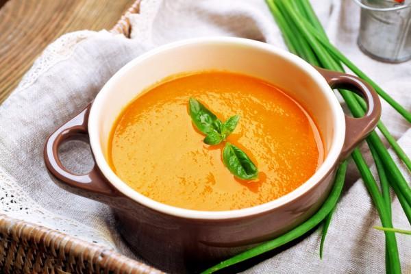 Рецепт                  Осенний суп из моркови
