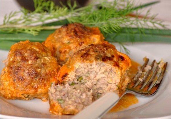 Рецепт                  Ленивые голубцы с зеленым луком