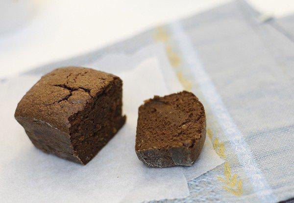 Рецепт                  Шоколадно-апельсиновые кексы