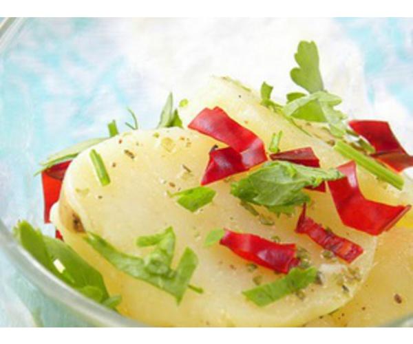 Рецепт                  Картофельный салат по-австрийски