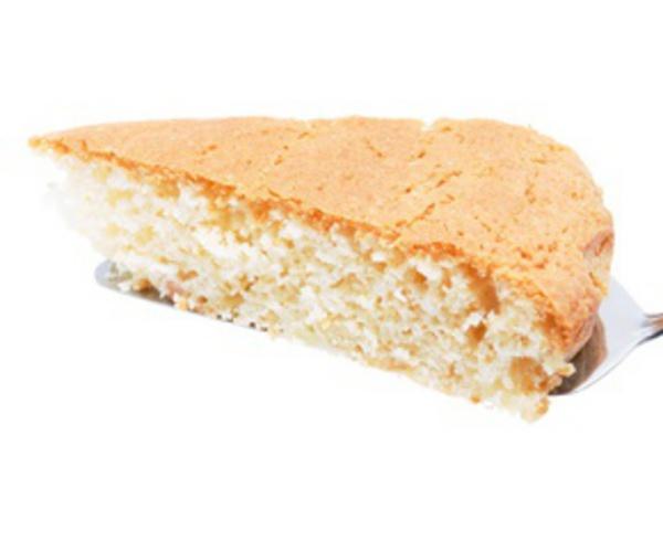 Рецепт                  Простой бисквитный пирог