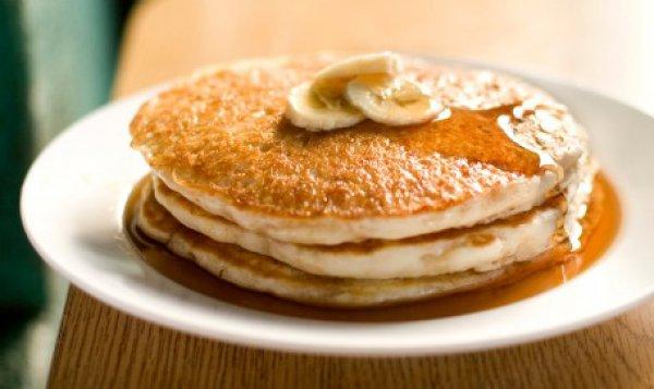 Рецепт                  Как приготовить банановые оладьи на завтрак