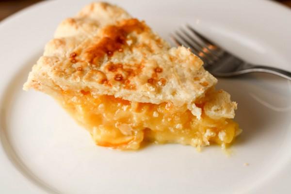 Рецепт                  Простой лимонный пирог