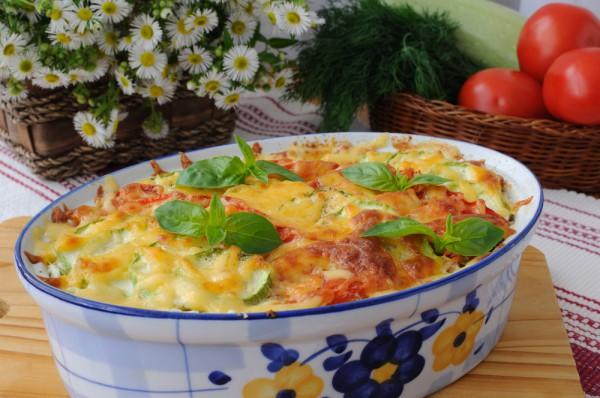 Рецепт                  Макаронная запеканка с мясным фаршем