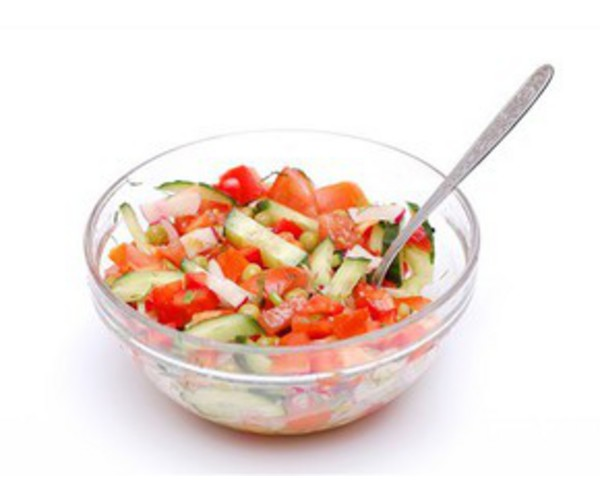 Рецепт                  Андалузский овощной салат