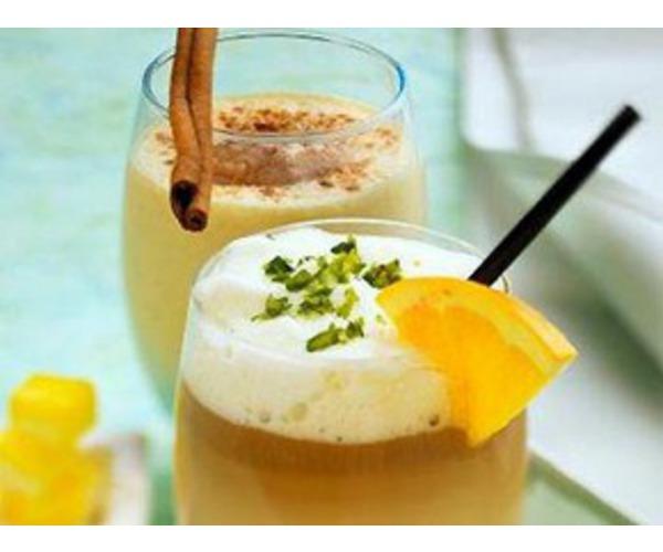 Рецепт                  Апельсиновый гоголь-моголь