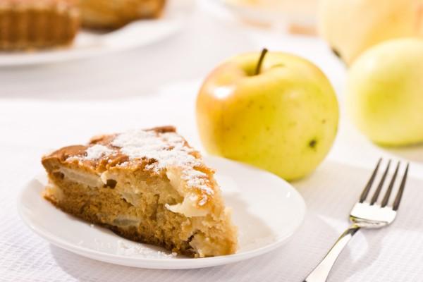 Рецепт                  Быстрый яблочный пирог
